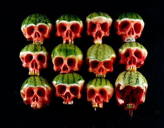 Dimitri Tsykalov skull 3
