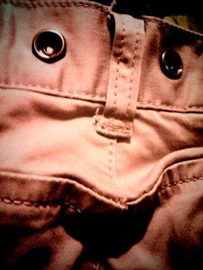 human pants 1
