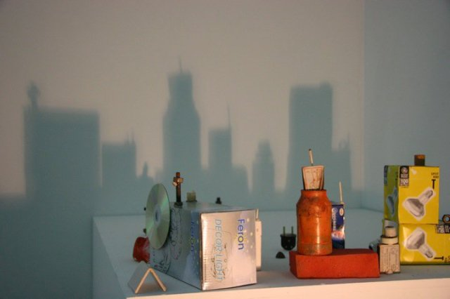 Shadow art Rashad Alakbarov 2