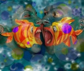 fish kiss 4