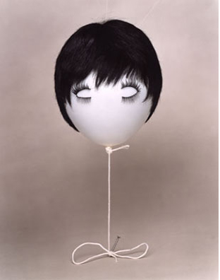 Paul graves balloon sculpture Liza Minelli