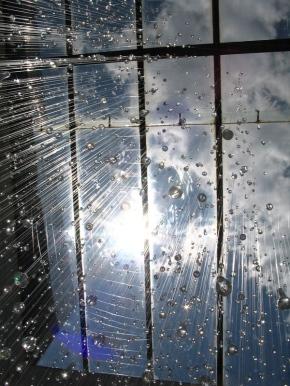 Stacee Kalmanovsky rain drops 1
