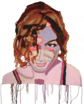 Jo Hamilton Crochet Portraits 1