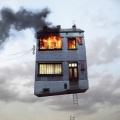 Laurent Chehere flying houses 1