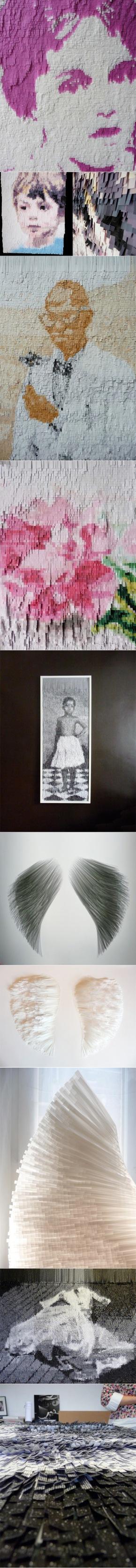 Nathalie-Boutté paper strips 1