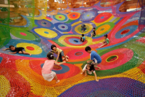 Crochet Playgrounds Toshiko Horiuchi MacAdam 1
