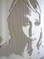 Cardboard Portrait Andreas Scheiger