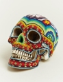Colorful decorated Skulls Our Exquisite Corpse 9