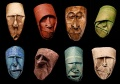 Toilet Paper Roll Masks Fritz Junior Jacquet