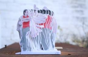Cardboard Cutout Stop Motion  Rogier Wieland 2
