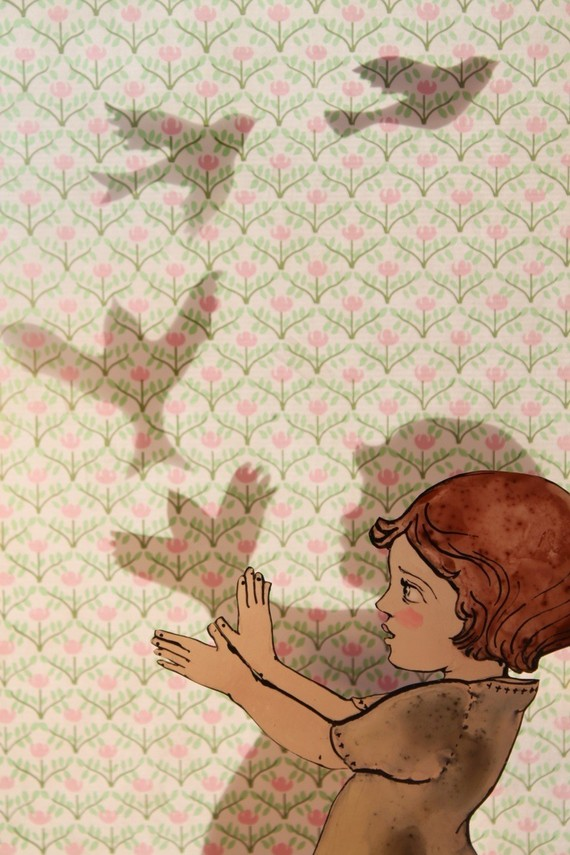 paper theater Elly McKay 16