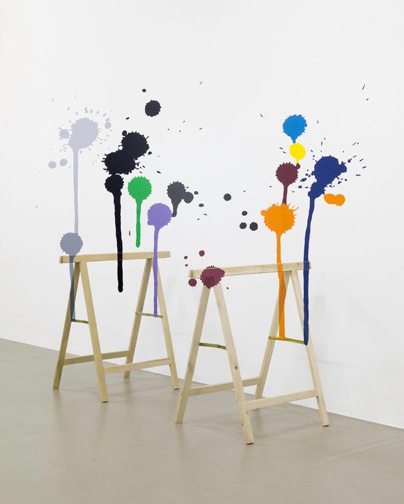Tape and color illusion Igor Eskinja