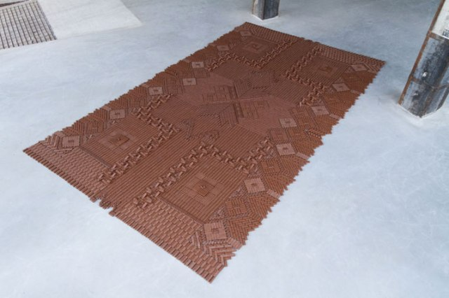 they make carpets candybar carpet Ine van den Elsen 2