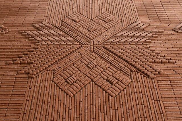 they make carpets candybar carpet Ine van den Elsen