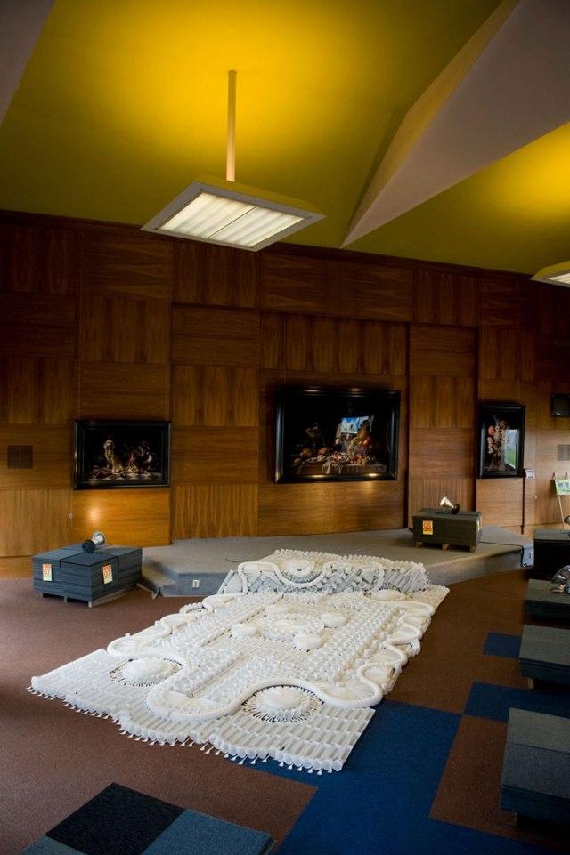 they make carpets disposable carpet Amy Kouwenhoven 2