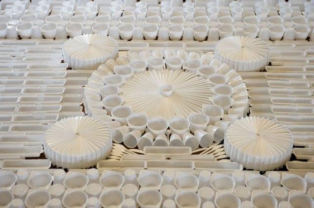 they make carpets disposable carpet Amy Kouwenhoven