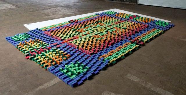 they make carpets sponge carpet Ruud Balk 2