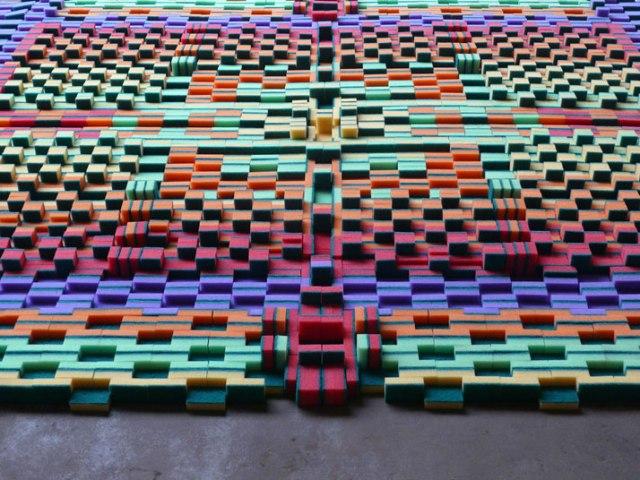 they make carpets sponge carpet Ruud Balk