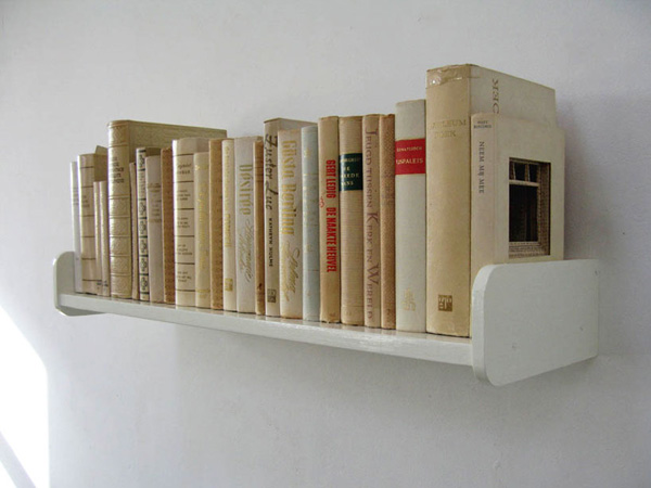 Architecturally Carved Books Frank Halmans 9