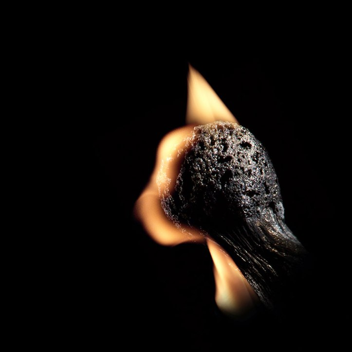 Burnt Matchstick Art Stanislav Aristov 21