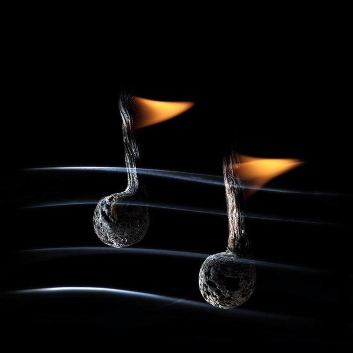 Burnt Matchstick Art Stanislav Aristov 4
