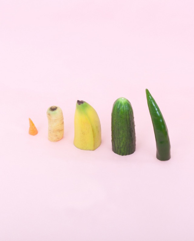 cut and paste with fruit and vegetables Florent Tanet 11