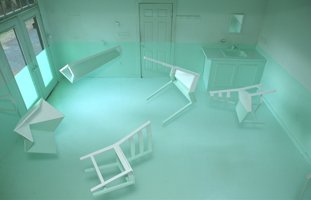 flooded house illusion Kyung Woo Han 4