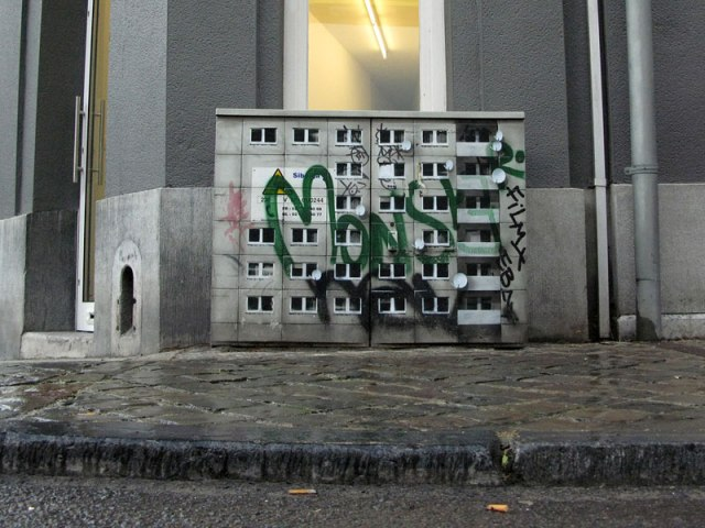 miniature apartment buildings in Berlin Evol 14