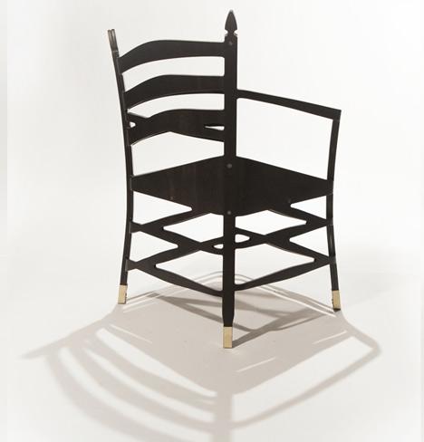 The Hidden Chair Illusion Ibride 6