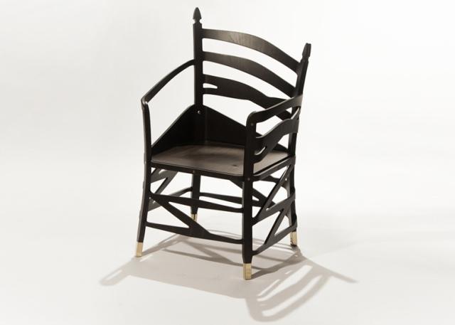 The Hidden Chair Illusion Ibride