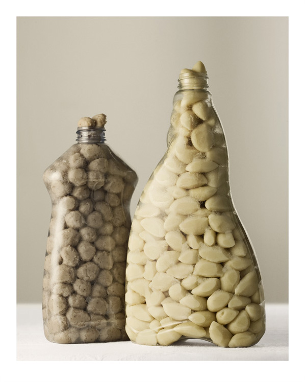 Filled bottles Series Per Johansen 14