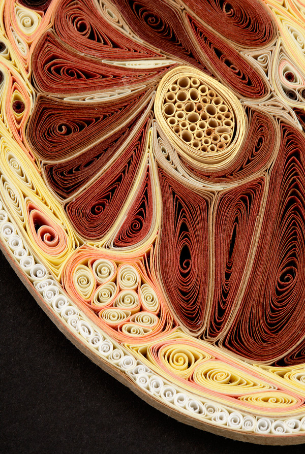 Quilled Paper Anatomy Lisa Nilsson 16