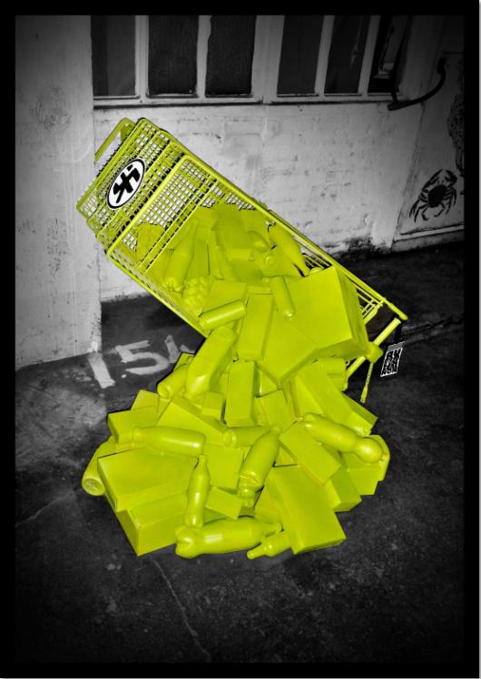 Urban installation Consomas Lor k 2