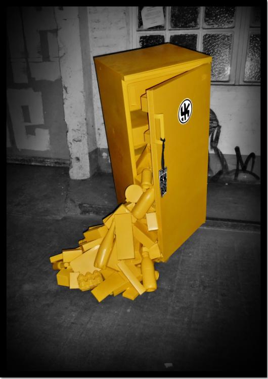 Urban installation Consomas Lor k 3