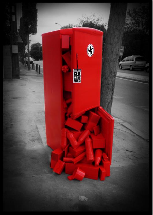 Urban installation Consomas Lor k 5