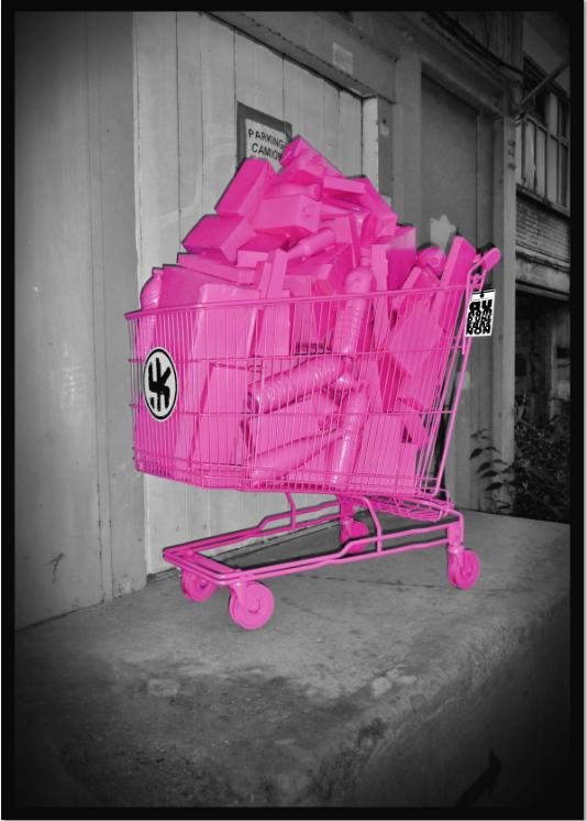 Urban installation Consomas Lor k 6