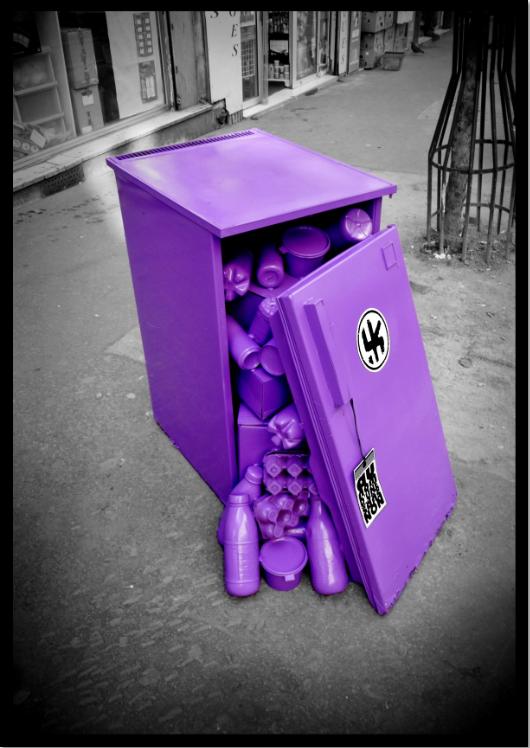 Urban installation Consomas Lor k 7
