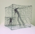 Urbanised wire sculptures Barbara Licha 8