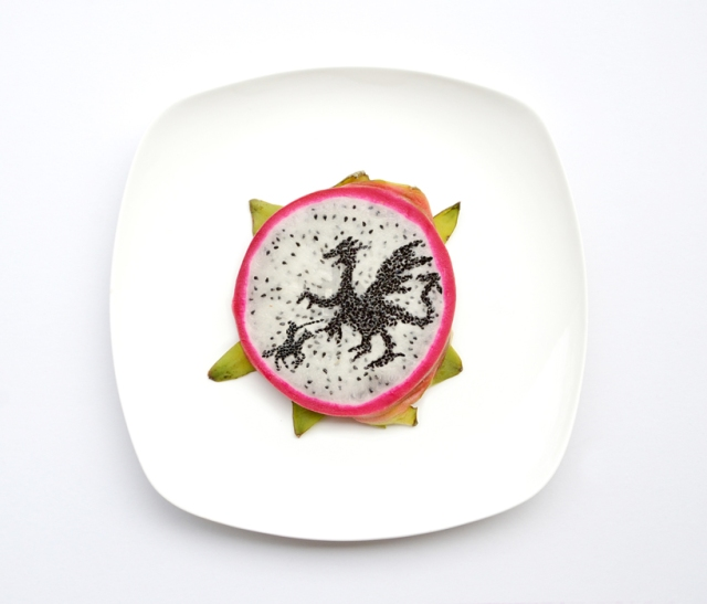 art on the plate hong yi RED 3