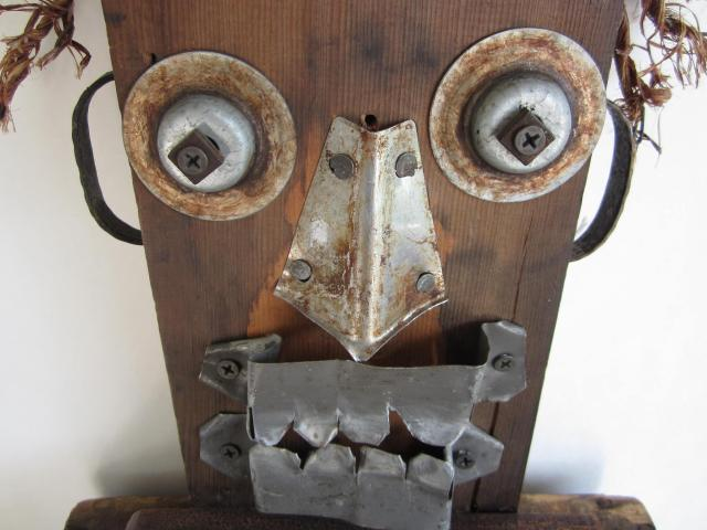 funny characters made with metal object Thomas Shelton 15