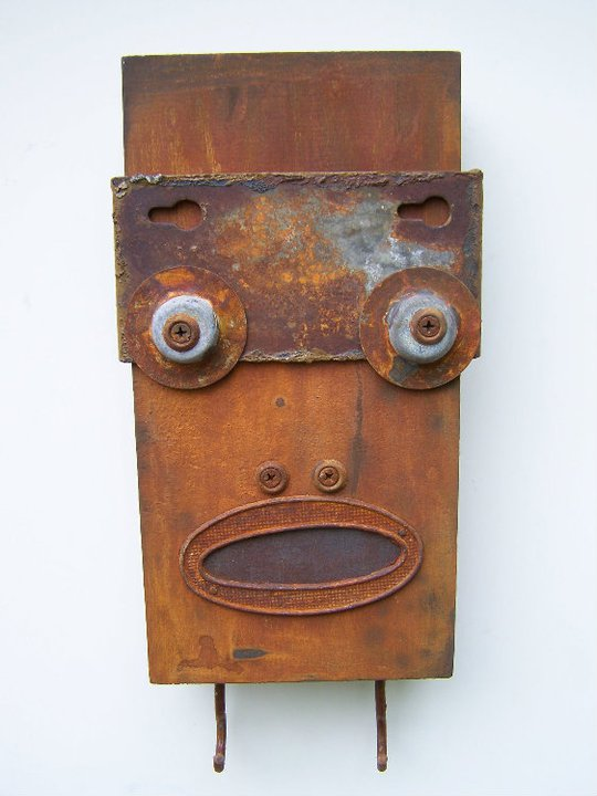 funny characters made with metal object Thomas Shelton 31