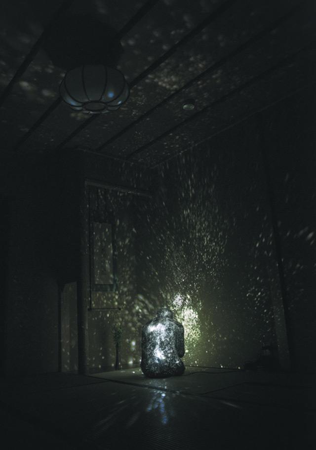 inner light sculptures Mihoko Ogaki 2