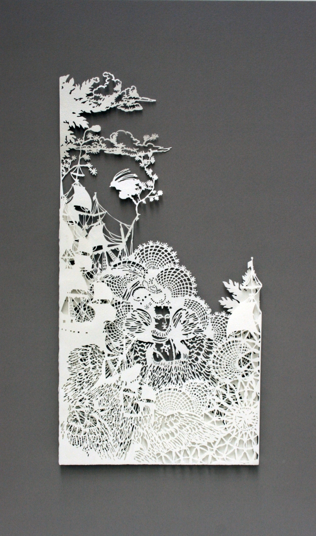 Intricate PaperCut ArtWorks Emma Van Leest 8