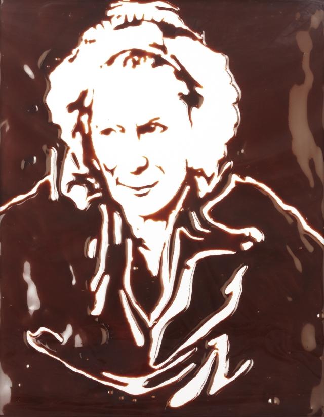 painting with Vik Muniz 17