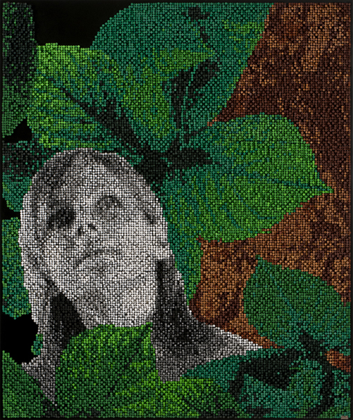 Polymer clay portraits Alev Gozonar 19