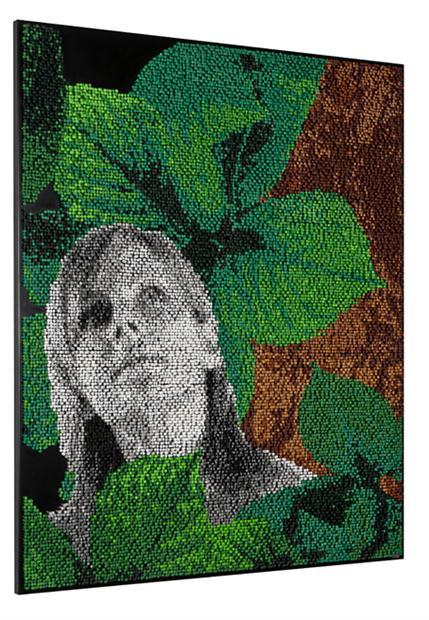Polymer clay portraits Alev Gozonar 21