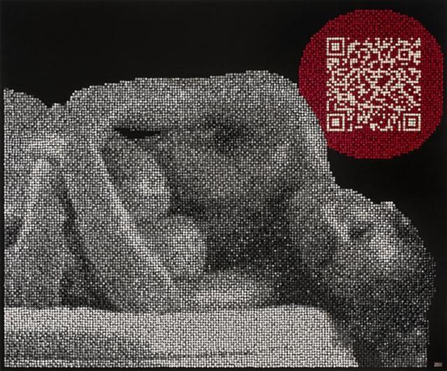 Polymer clay portraits Alev Gozonar 3