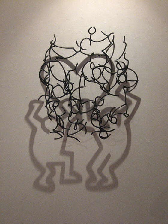 Shadow Sculptures Larry Kagan 13