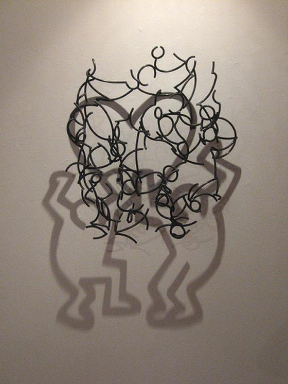 Shadow Sculptures Larry Kagan 13