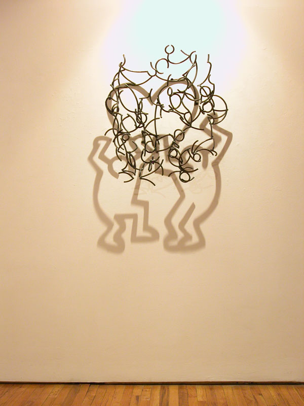 Shadow Sculptures Larry Kagan 14